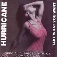 [Hurricane Take What You Want Album Cover]