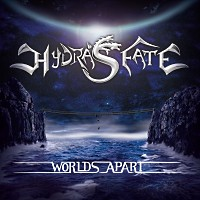 [Hydra's Fate World's Apart Album Cover]