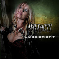 [Hydrogyn Judgement Album Cover]