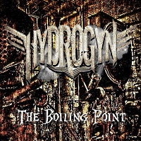 [Hydrogyn The Boiling Point Album Cover]