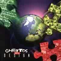 [Ian Crichton Ghettos By Design Album Cover]