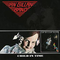 Ian Gillan Band Child In Time Album Cover