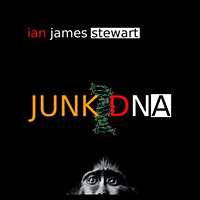 Ian James Stewart Junk DNA Album Cover