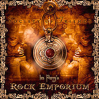 Ian Parry's Rock Emporium Society Of Friends Album Cover