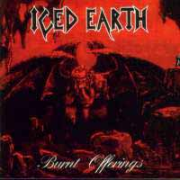 [Iced Earth Burnt Offerings Album Cover]