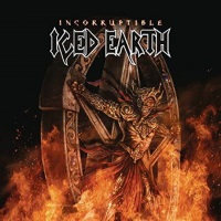 [Iced Earth Incorruptible Album Cover]