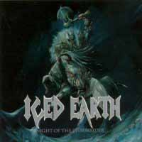 [Iced Earth Night Of The Stormrider Album Cover]