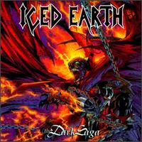[Iced Earth The Dark Saga Album Cover]