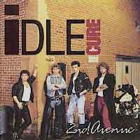 [Idle Cure CD COVER]