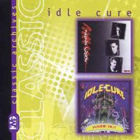 [Idle Cure Tough Love/Inside Out Album Cover]
