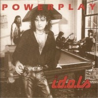 [Idols Powerplay Album Cover]