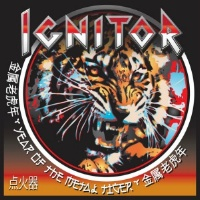 [Ignitor Year of the Metal Tiger Album Cover]