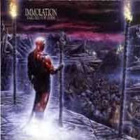 [Immolation Failures For Gods Album Cover]