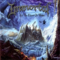 [Immortal At the Heart of Winter Album Cover]
