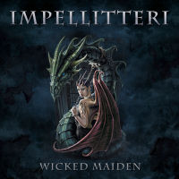 [Impellitteri Wicked Maiden Album Cover]