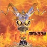 [Impellitteri Pedal To The Metal Album Cover]