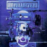 [Impellitteri Grin and Bear It Album Cover]