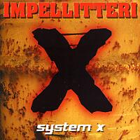 [Impellitteri System X Album Cover]