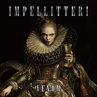 [Impellitteri Venom Album Cover]