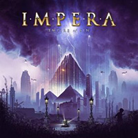 Impera Empire of Sin Album Cover