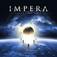 [Impera Legacy of Life Album Cover]