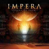 [Impera Pieces of Eden Album Cover]