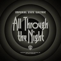 [Imperial State Electric All Through the Night Album Cover]