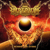 Imperium Beyond the Stars Album Cover