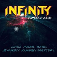 [Infinity Seems Like Forever Album Cover]