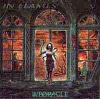 [In Flames Whoracle Album Cover]