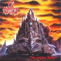 [In Flames The Jester Race Album Cover]