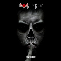 Innfight Black Dog Album Cover