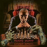 [Intruder Psycho Savant Album Cover]