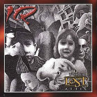 IQ The Lost Attic: A Collection Of Rarities 1983-1999 Album Cover