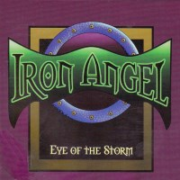 [Iron Angel Eye of the Storm Album Cover]