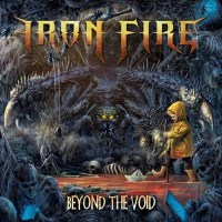 [Iron Fire Beyond The Void Album Cover]