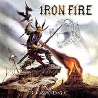 [Iron Fire Revenge Album Cover]