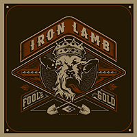 Iron Lamb Fool's Gold Album Cover