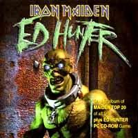 [Iron Maiden Ed Hunter Album Cover]