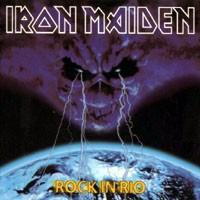 [Iron Maiden Rock in Rio Album Cover]