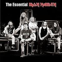[Iron Maiden The Essential Iron Maiden Album Cover]
