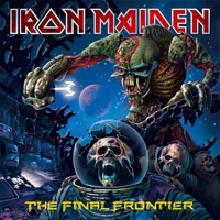 [Iron Maiden The Final Frontier Album Cover]