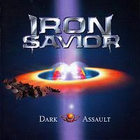 [Iron Savior Dark Assault Album Cover]