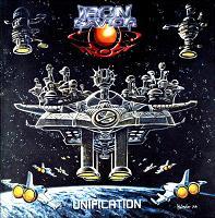 [Iron Savior Unification Album Cover]