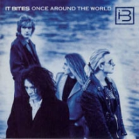 [It Bites Once Around The World Album Cover]