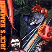 Jack's Hammer Eat It Raw Album Cover