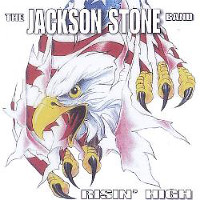 Jackson Stone Band Risin' High Album Cover