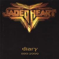 Jaded Heart Diary 1990-2000 Album Cover