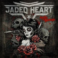 Jaded Heart Guilty By Design Album Cover