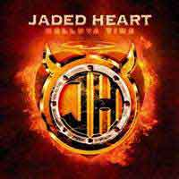 [Jaded Heart Helluva Time Album Cover]